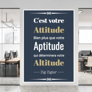 Tableau citation attitude